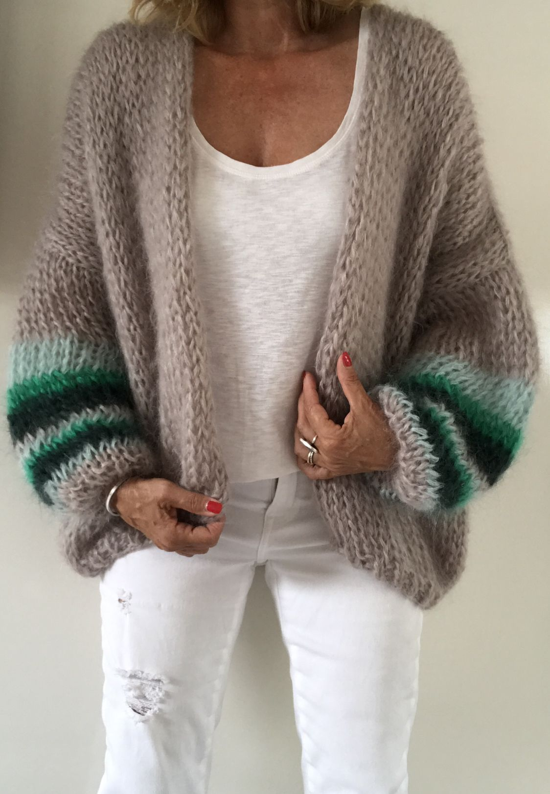 Pin by Alice Brzykcy on Sweater | Crochet clothes, Knit ...