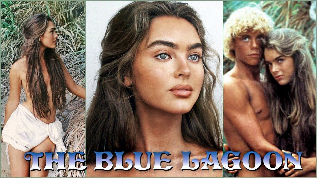 Brooke Shields The Blue Lagoon Tutorial No Makeup Makeup Brooke Shields Shape Tape Contour Concealer Medium Deep Skin Tone