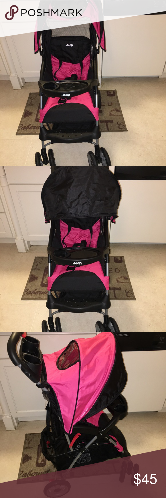 Jeep stroller Jeep stroller in really good condition jeep