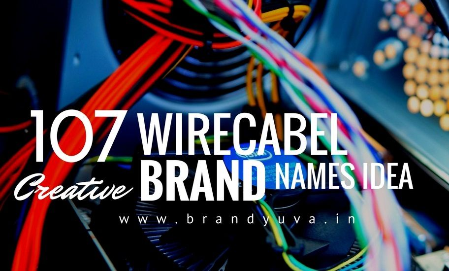 107 Catchy Electric Wire Cabel nd Names Idea | ndyuva ... on