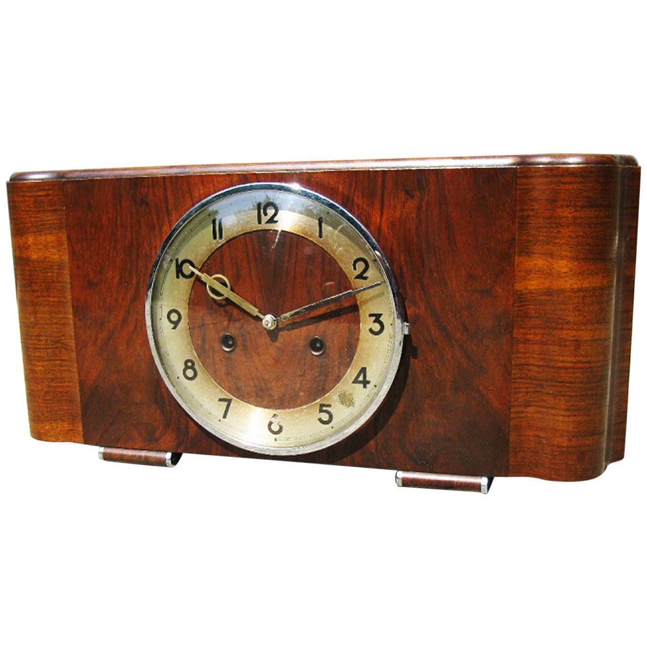 Celebrating Biba The Deco Haus: Mantel Clocks, Art Deco And Clocks