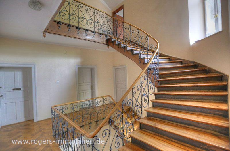 Schönes Treppenhaus Im Altbau, München - Schwanthalerhöhe ... Gestaltung Treppenhaus Altbau