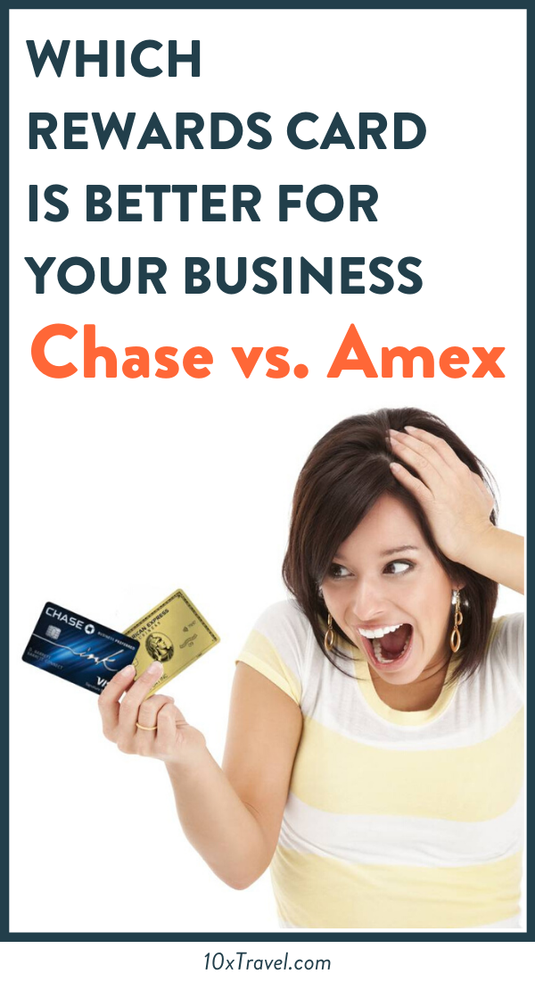 Chase Ink Business Preferred Vs American Express Gold 10xtravel In 2020 Best Credit Card Offers Rewards Credit Cards Reward Card