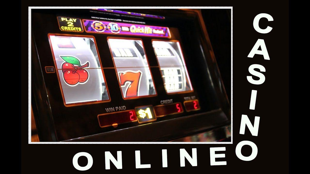 Online Casino Games Sites