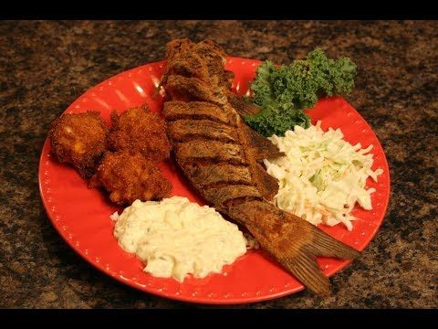 The right way to cook whole catfish youtube crappie blue the right way to cook whole catfish youtube ccuart Choice Image