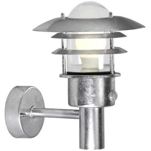 7143 20 31 Lonstrup Outdoor Pir Light Ip44 Rated