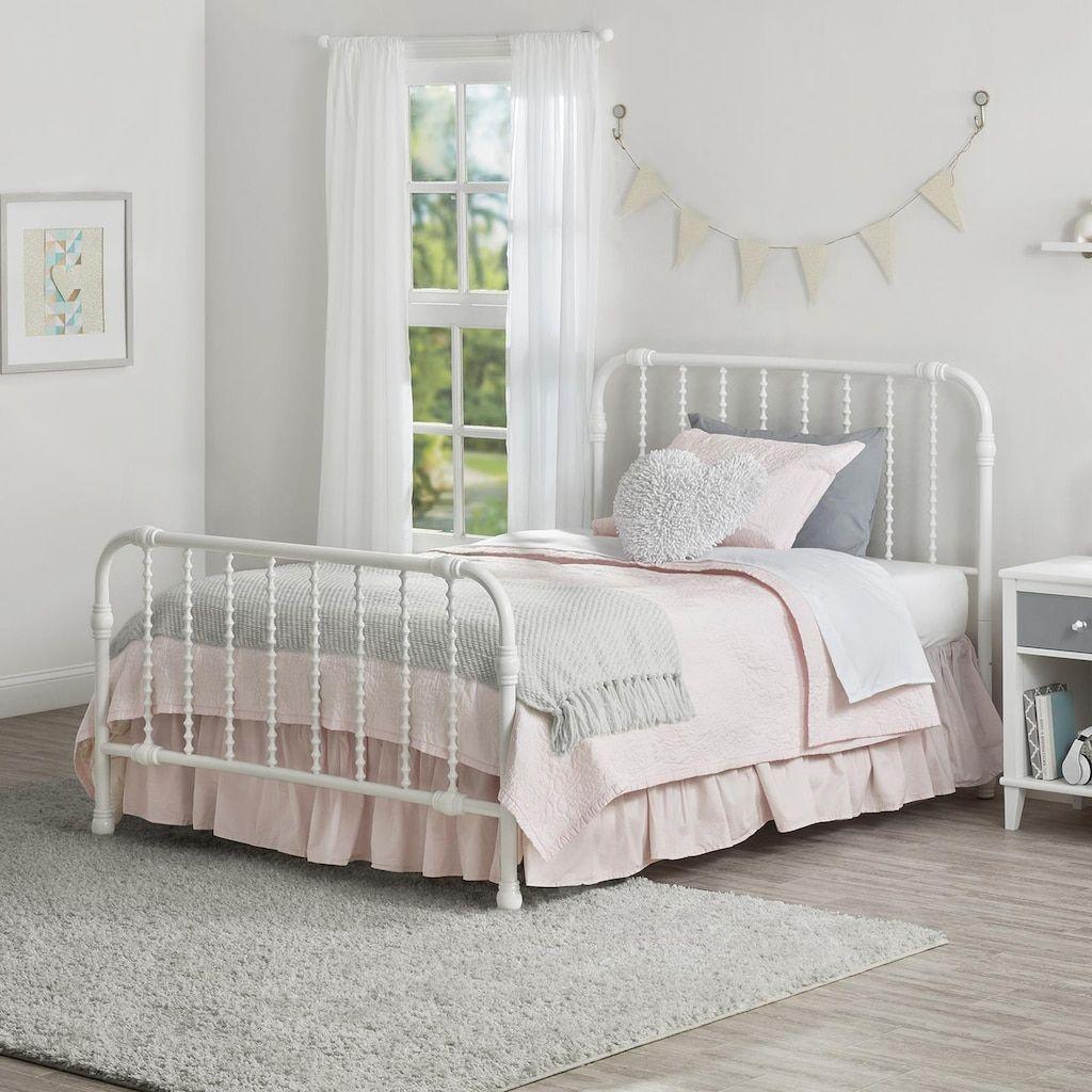 Girls Little Seeds Monarch Hill Wren Full Size Metal Bed In 2020