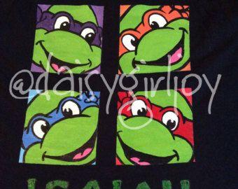 Teenage Mutant Ninja Turtles Canvas Painting Ninja Turtles Canvas Painting Art Wall Kids Canvas Painting