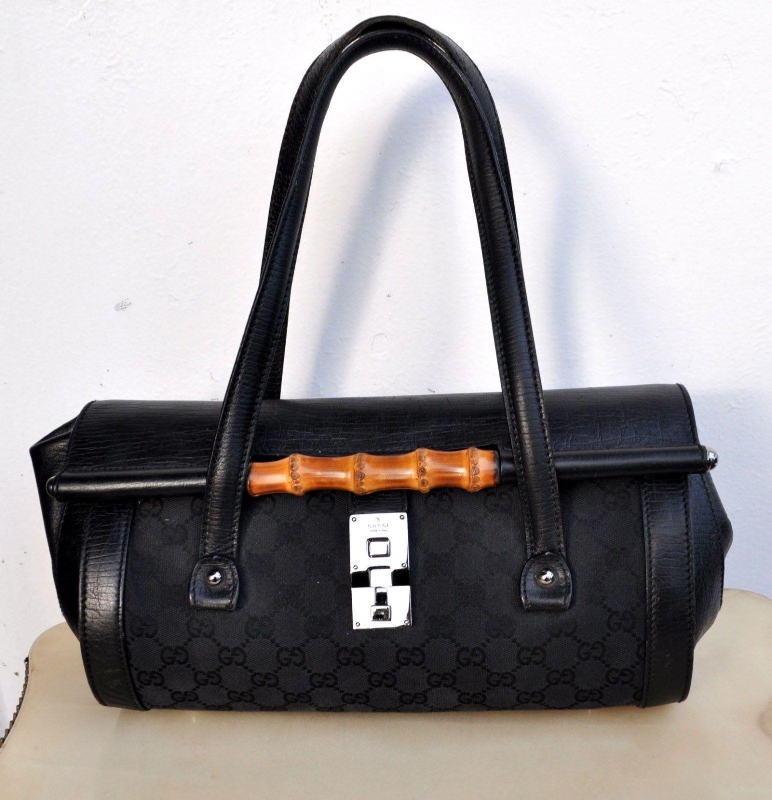 Bolsa Gucci 100% Original semi nueva   Bolsas de mano marca premium ... a217fe701f