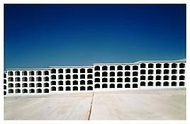 <i>Ayamonte</i> 1997 C-print 71 x 100 1/2 inches; 180 x 255 cm