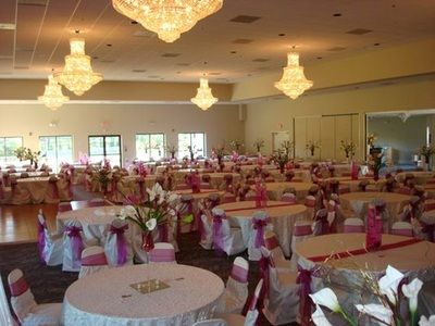 Wedding venues in california md restaurants