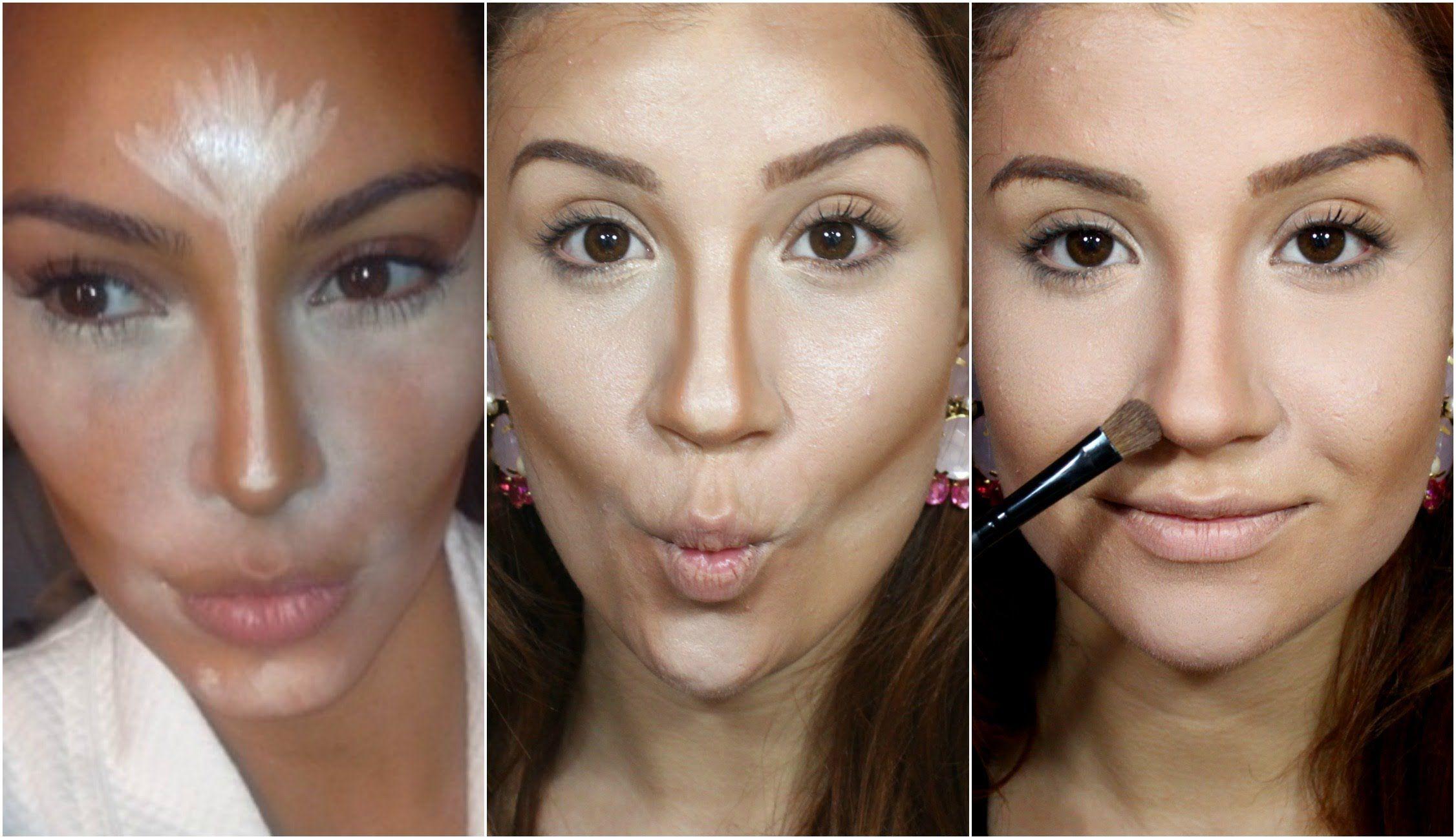 Prepare sua pele com as técnicas da Kim Kardashian - Por Bianca Andrade.