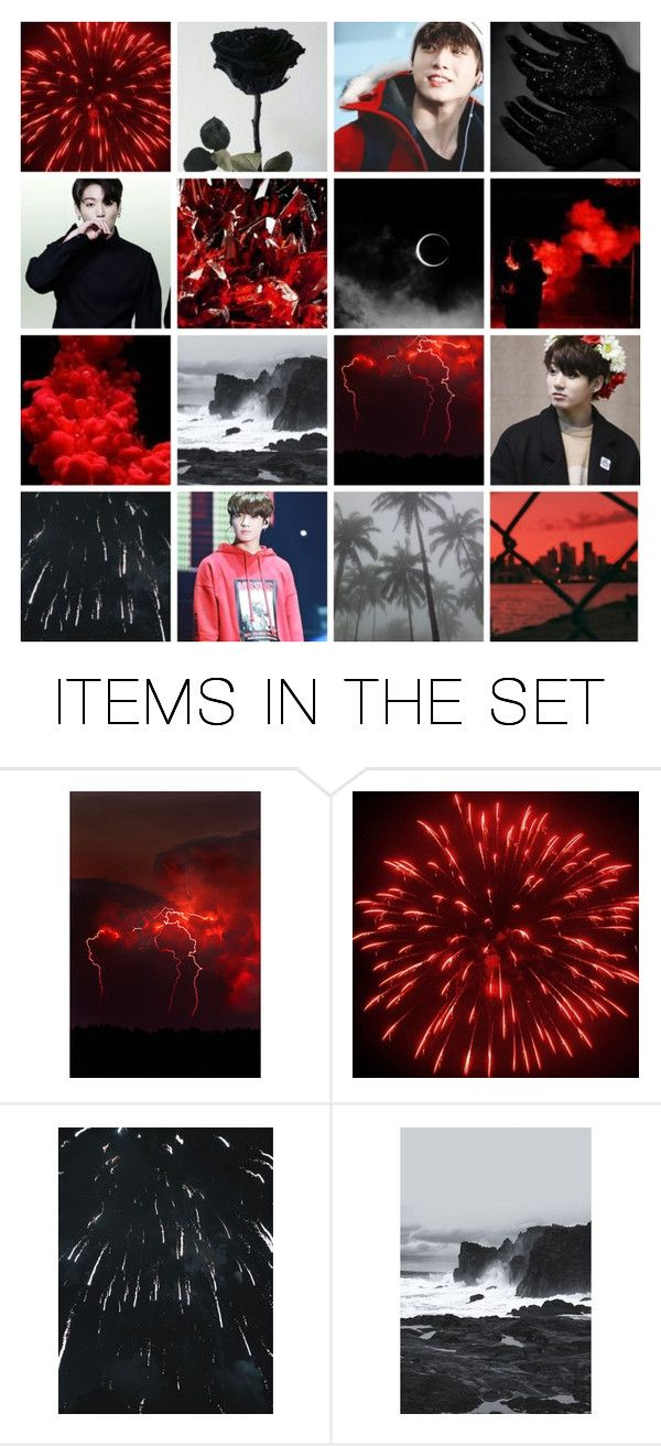 """you set me in fire / Tag"" by tanbo ❤ liked on Polyvore featuring art"