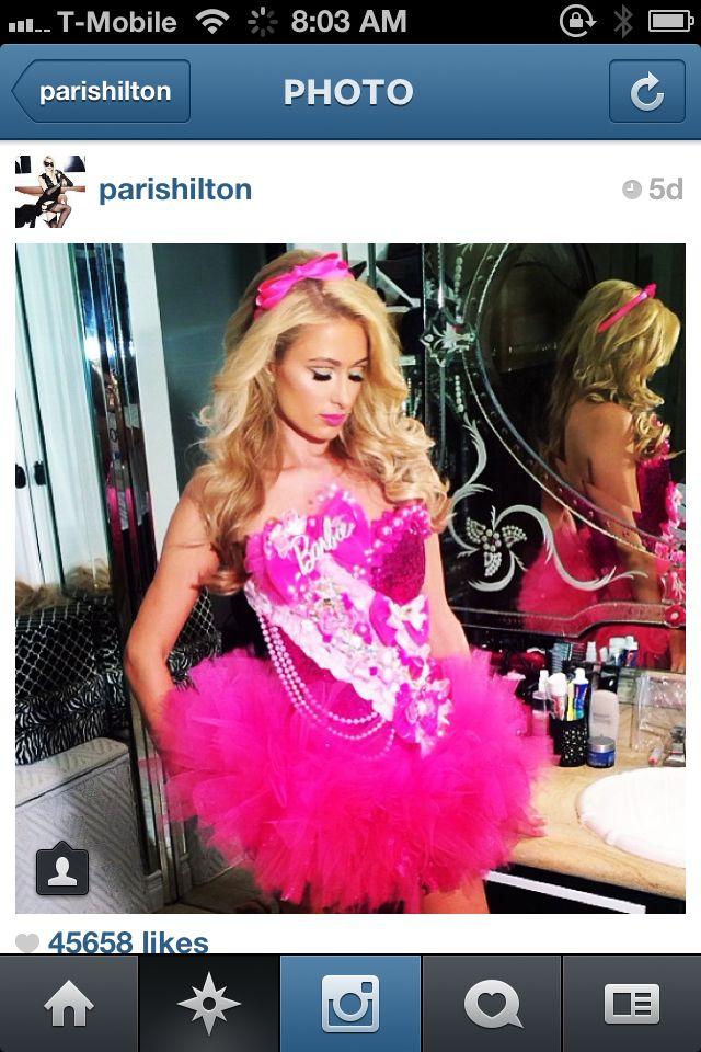 Barbie costume Halloween Costumes Pinterest Barbie costumes - barbie halloween costume ideas