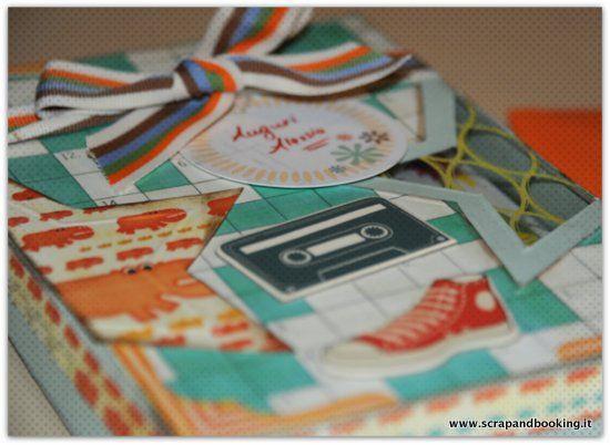 Un'idea per il packaging con Ultimate Pro | Scrap&Booking - lo scrapbooking di Paola