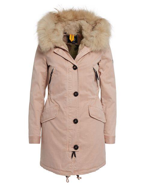 blonde no 8 stockholm parka aspen ros jetzt auf bestellen kleidoo fashion. Black Bedroom Furniture Sets. Home Design Ideas