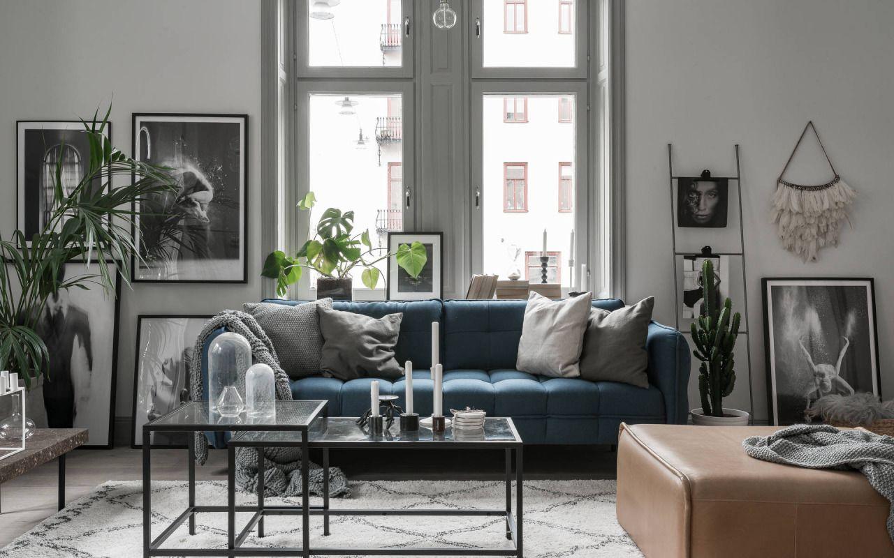 Meer dan 1000 ideeën over scandinavische woonkamers op pinterest ...