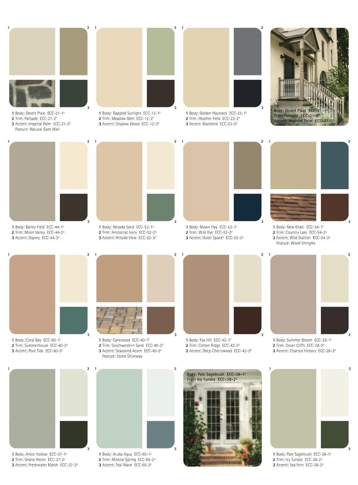 interior house paint color palette zef jam