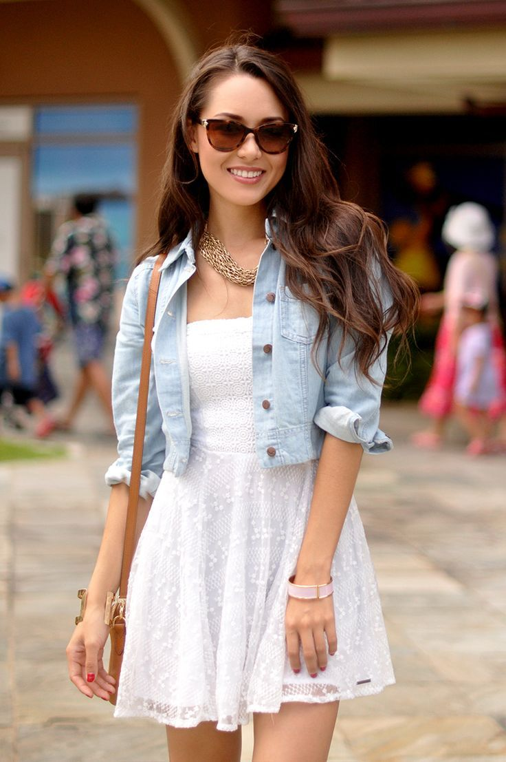 2c36ec8703 How to Dress Like a California Girl in Summer