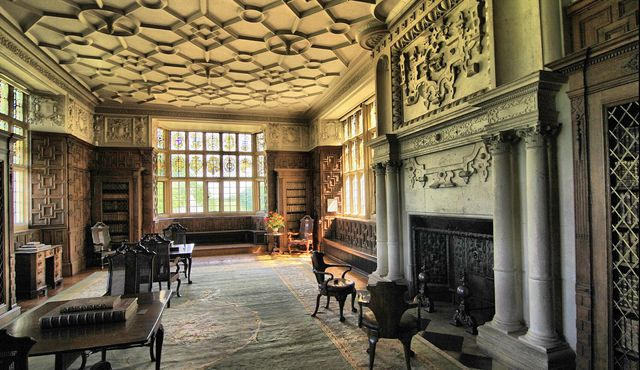 Explore English Manor Houses And More!