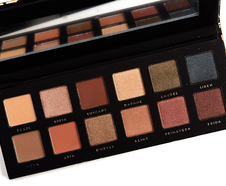 Bad Habit Artistry Eyeshadow Palette Review Swatches How To Do
