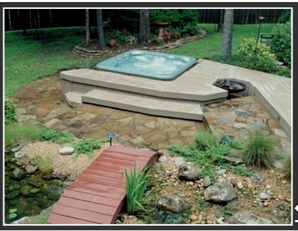 A Spascape Designed By Coleman Bright Ideas For Your Home Can Turn Outdoor E Into Backyard Retreat Pic Twitter Sc4dkebh