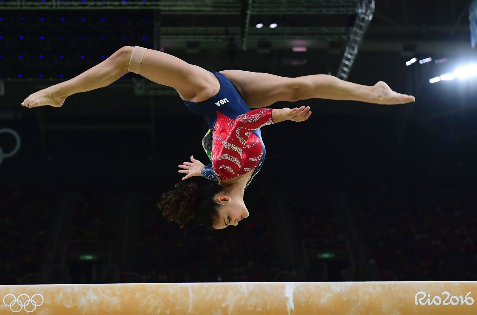 9 Fascinating Facts About Team USAs Sparkly Leotards
