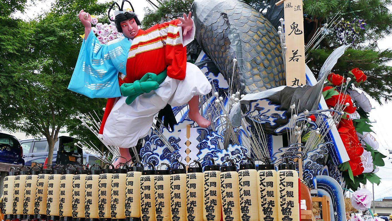 盛岡秋まつり 2016 Morioka Fall Festival