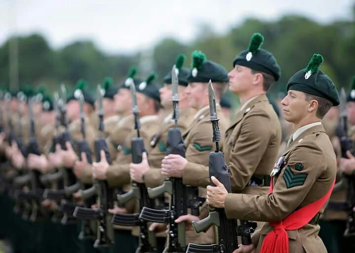 9597b754 1st Battalion Royal Irish Regiment | Military - Royal Irish Regiment ...