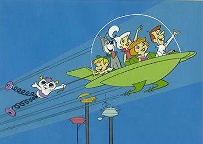 The Jetsons' pet alien Orbitty (1985) #cambridgeideas