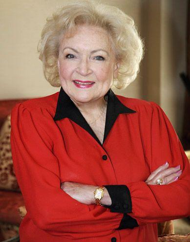 Older white actresses