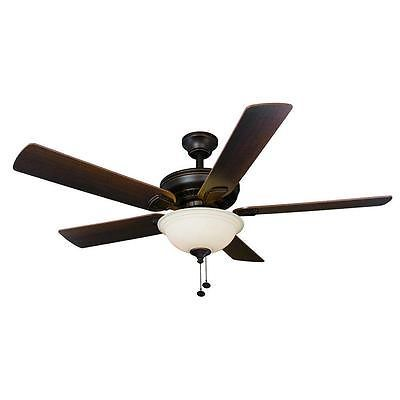 Hampton bay 993855 campbell anniversary edition 52 ceiling fan eg ceiling hampton bay campbell 52 in mediterranean bronze ceiling fan mozeypictures Choice Image