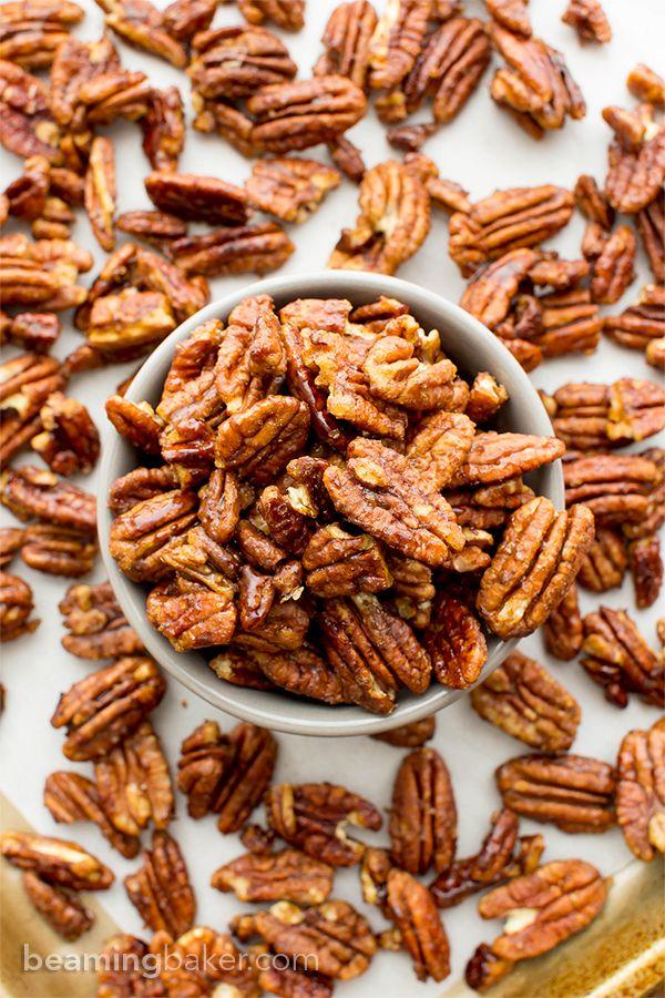Skillet Roasted Maple Cinnamon Pecans V Gf Paleo A 6