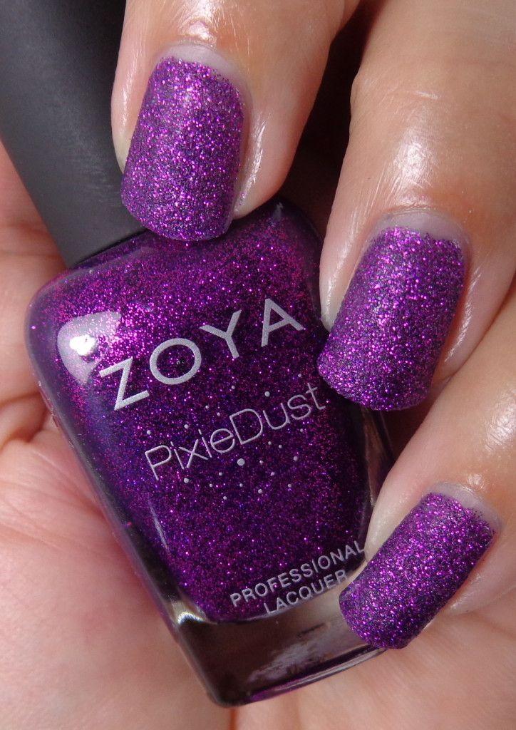 @Zoya Zinger Nail Polish Carter pixiedust swatch #ZoyaNailPolish #ZoyaPixieDust  via @MyHighestSelfBlog.com
