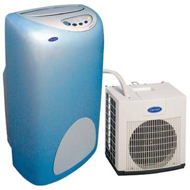 6 climatiseurs en image - Climatiseur mobile split Holiday - Carrier