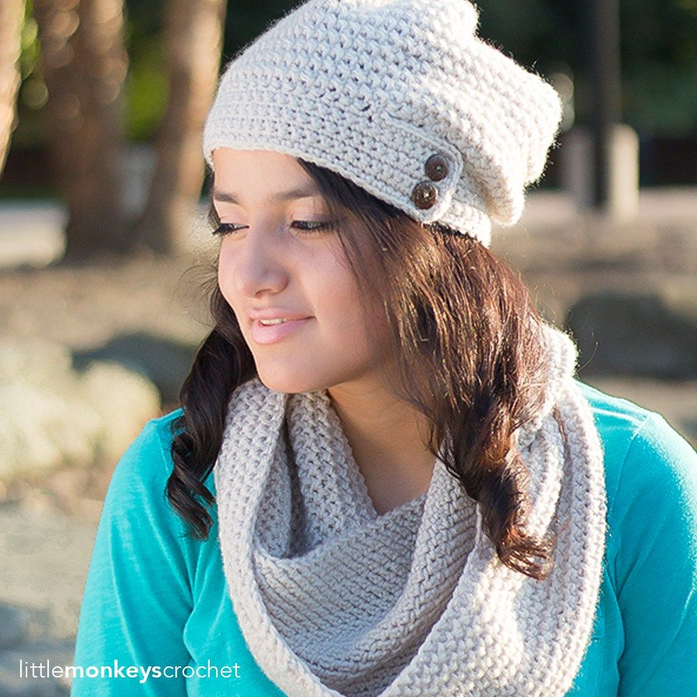 Savannah slouch infinity scarf crochet pattern set free savannah slouch infinity scarf crochet pattern set free infinity scarf and slouchy hat crochet bankloansurffo Image collections