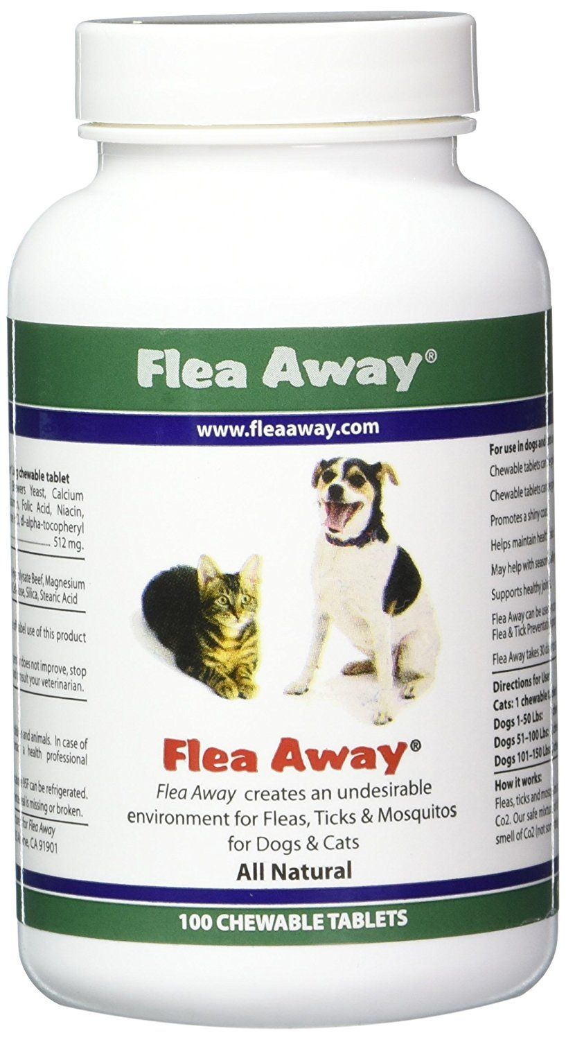 Flea Away All Natural Flea Repellent For Dogs And Cats Pack Of 3 Check This Awesome Product By Going To The Mosquito Repellent For Dogs Flea Repellent Fleas