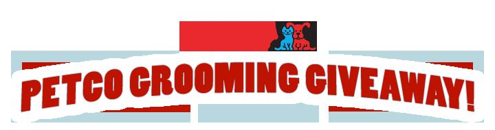 Enter To Win Free Pet Groming Petco Animal Free Pet Grooming