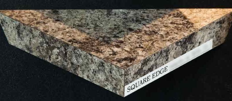Decorative Edges For Laminate Countertops