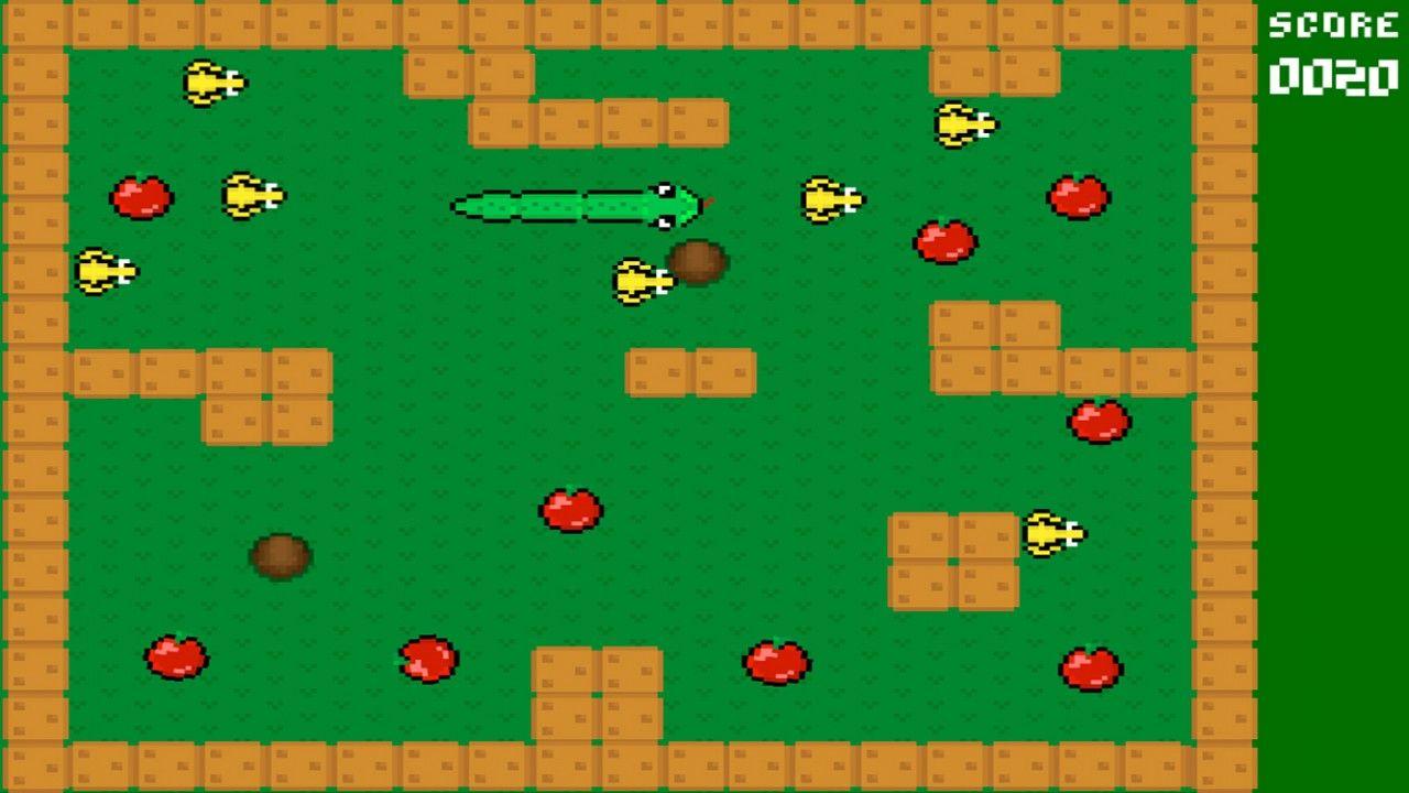 Build a javascript snake game live demo download source code build a javascript snake game live demo download source code baditri Gallery