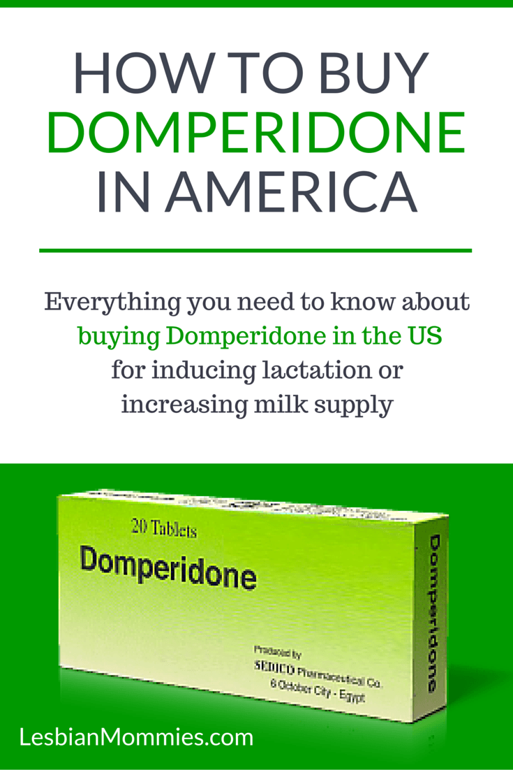 What Is Domperidone And How Does It Help With Milk Production