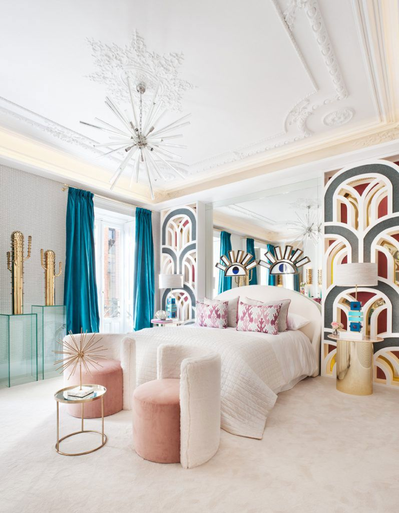3 Design Reasons To Visit Madrid Right Now Bedroom Interior