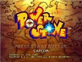 Power Stone Sega Dreamcast Games Database Sega Dreamcast