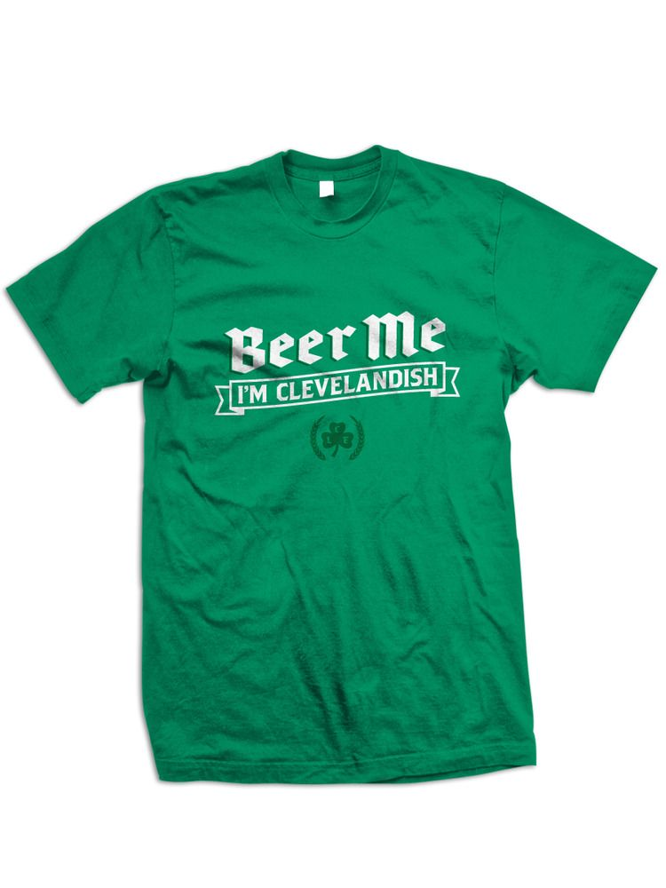 377b7dce3917e5 CLE Clothing Co St. Paddy's Day T-shirt   Clothes/ accessories ...