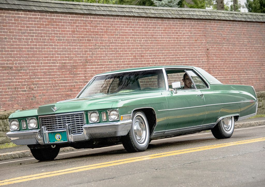 510 best Cadillac, Late 60's, & early 70's images on Pinterest ...