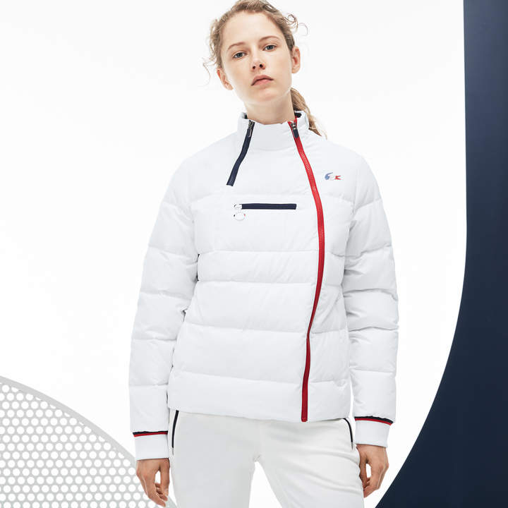 f9c179bd Lacoste Women's French Sporting Spirit Edition Elasticized Panel ...