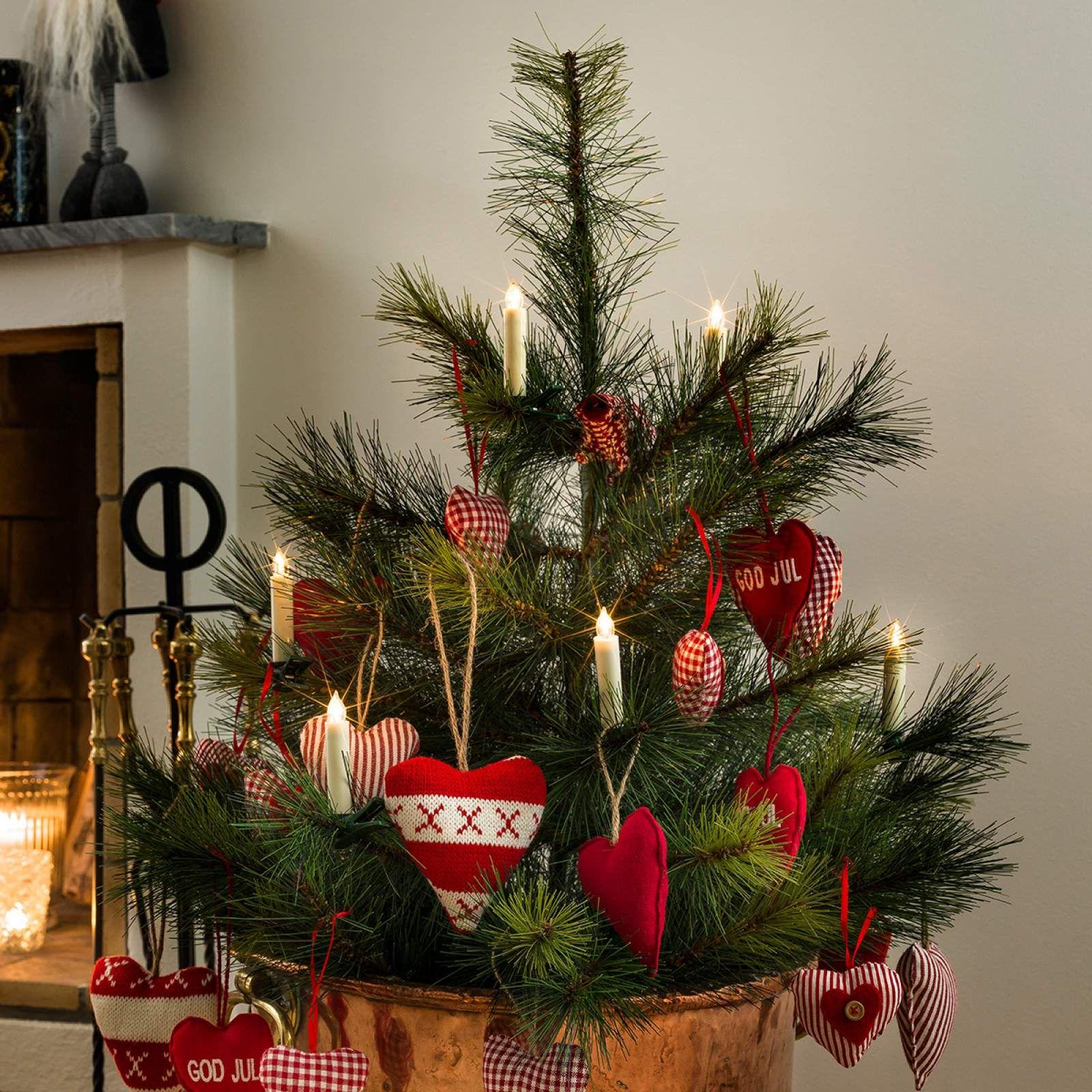 Lichterkette Baumkerzen Von Konstmide Christmas Grun In 2019