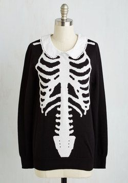 Halloween Shop - X-Ray Visionary Top