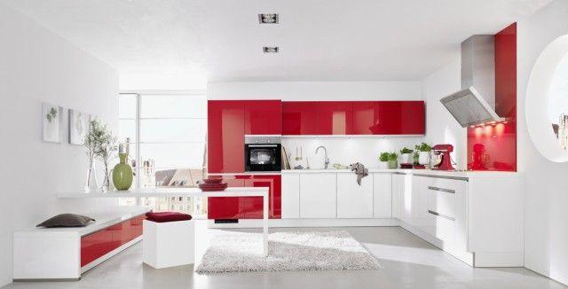 Fot Kuchnia z linii Trend Lack, Nolte Küchen Kolor w natarciu - nolte küchen bilder
