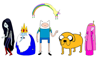 Adventure Time png